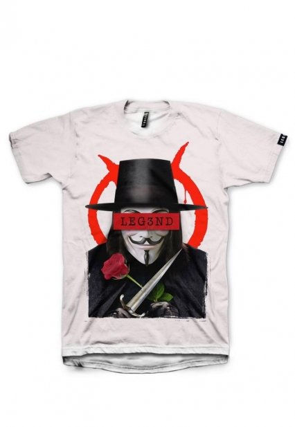 Camiseta Leg3nd Vendetta - Foto 1/1